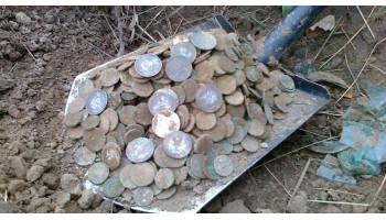 Поиск кладов с металлоискателем